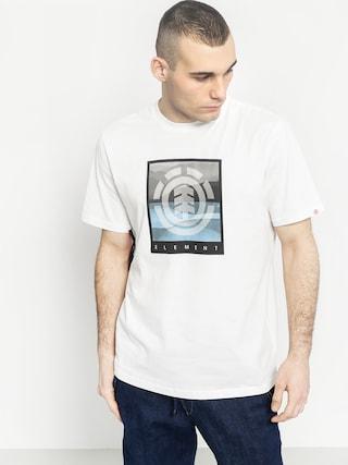 Tričko Element Rolling (optic white)