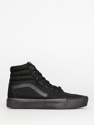 Topánky Vans Sk8 Hi Lite (canvas/black/black)