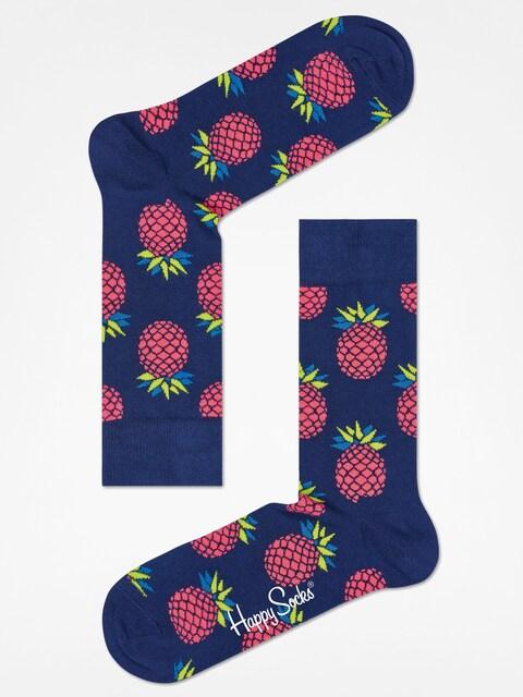 Ponožky Happy Socks Pineapple (navy)