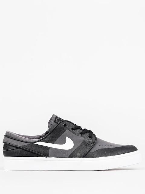 Topánky Nike SB Stefan Janoski Elite (dark grey/white black)