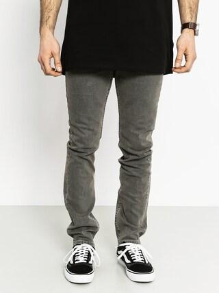 Nohavice Vans V76 Skinny (worn grey)