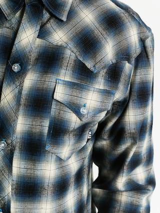 Košile Malita  Cowboy (black/blue)