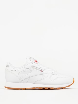 Tenisky Reebok Classic Leather Wmn (white/gum)