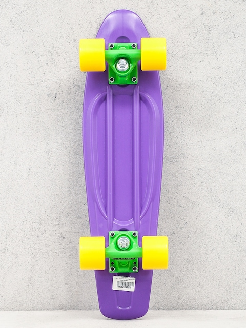 Cruiser Alliance 01 (purple/yellow/green)