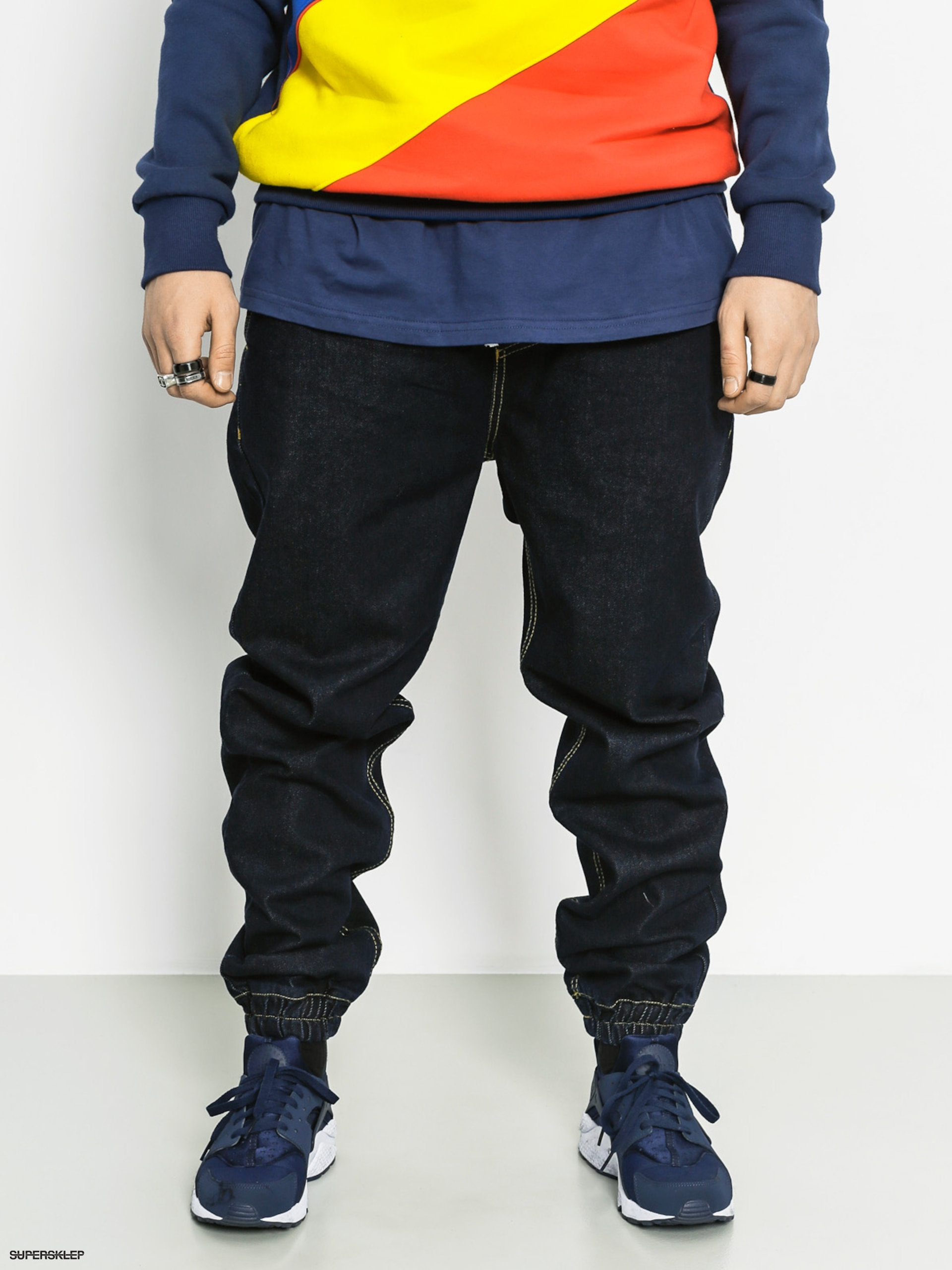 Nohavice MassDnm Drop Jogger Loose Fit