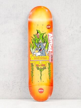 Doska Almost Tom Panther R7 (orange)