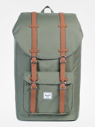 Batoh Herschel Supply Co. Little America (deep lichen green/tan 25l)