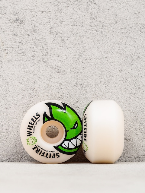 Kolieska Spitfire Big Head (green/white)