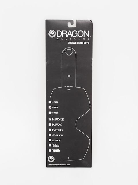 Ochranná fólia Dragon NFX2 (tear off 20 pack)
