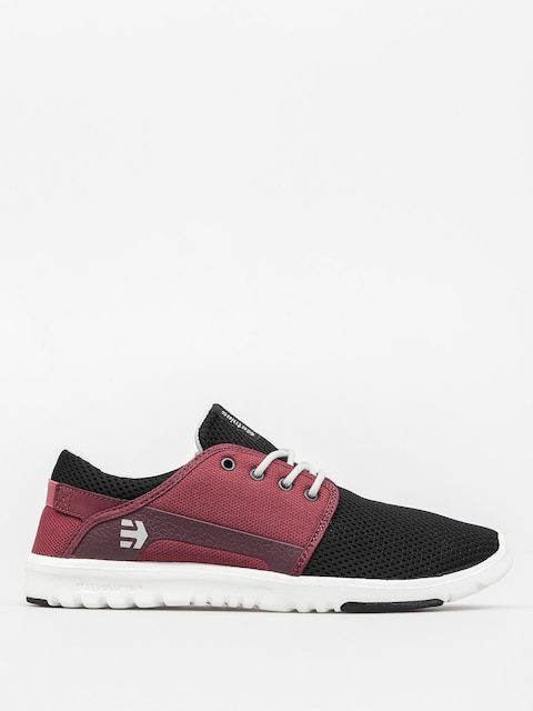 Topánky Etnies Scout (black/red/grey)