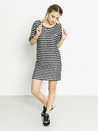 Šaty Roxy Gettogether Wmn (black/white)