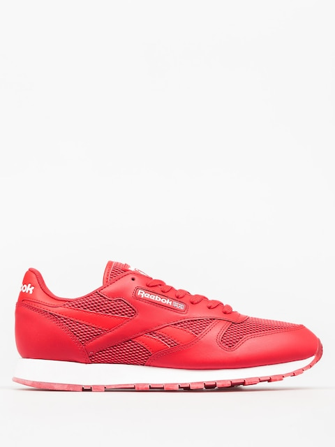 Topánky Reebok Classic Leather Nm (primal red/white/poppy red)