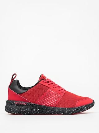Topánky Supra Scissor (red black speckle)