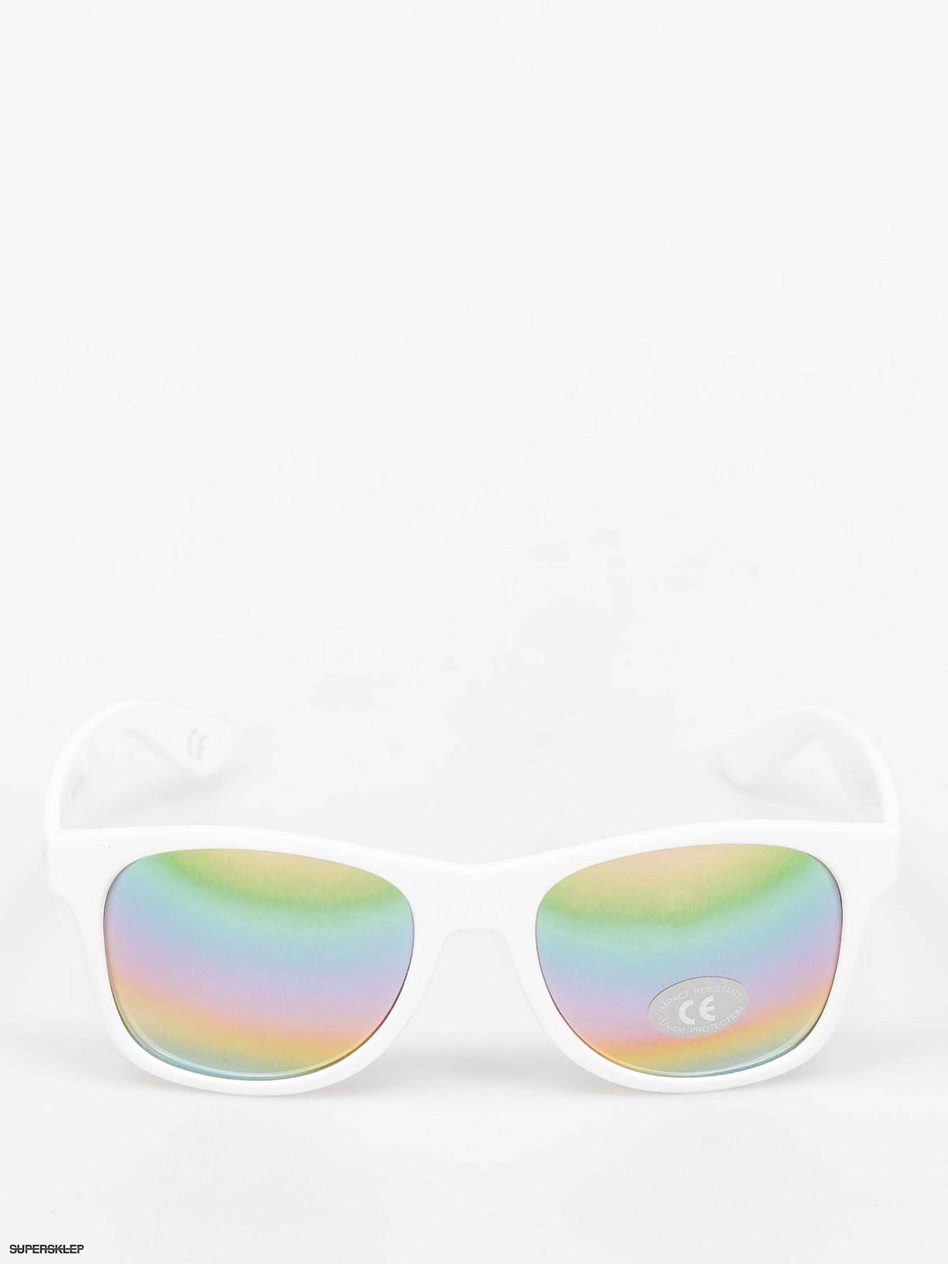 Slnečné okuliare Vans Spicoli 4 Shades (white rainbow mirror) 9ad3bab7a02