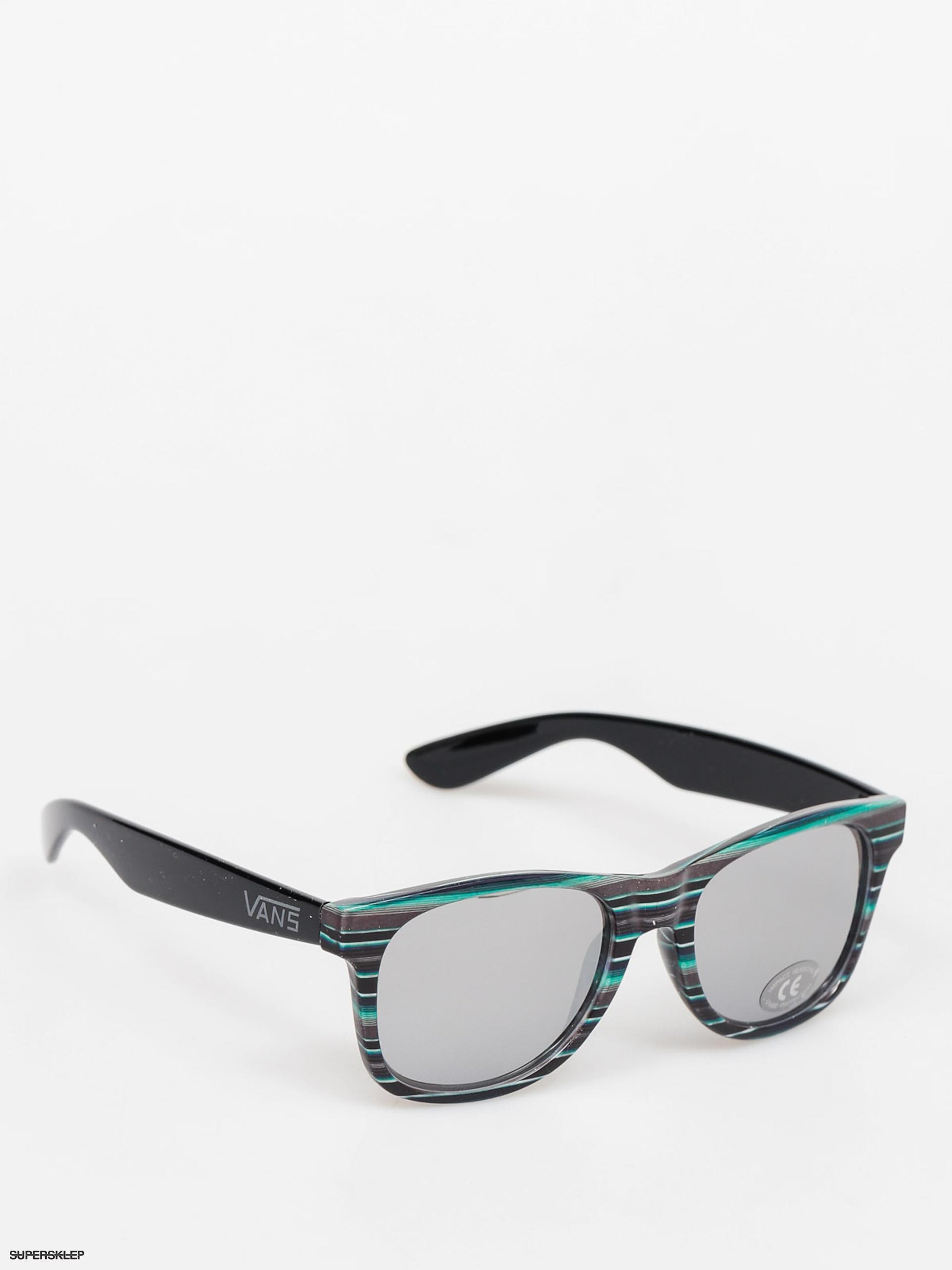d3c19a1fe7 Slnečné okuliare Vans Spicoli 4 Shades (black rockaway stripe chrom)