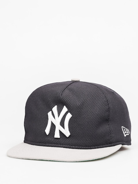 Šiltovka New Era Diamond Era Unstructured NY Yankees ZD (navy/grey)
