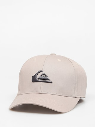 Šiltovka Quiksilver Decades ZD (light grey)