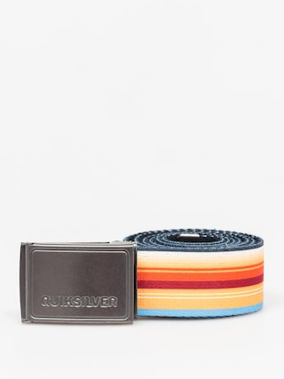 Opasok Quiksilver Printed Webbing (orange/blue)