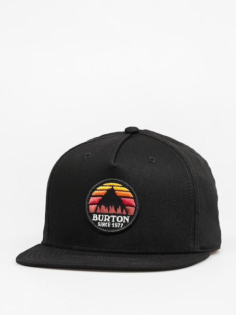 Šiltovka Burton Underhill ZD (true black)