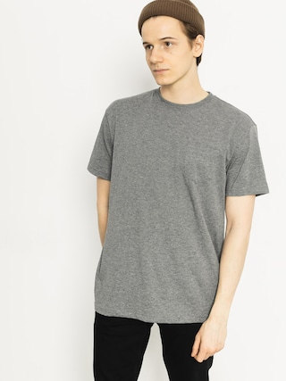 Tričko DC Basic Pocket (grey heather)