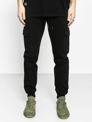 Nohavice Backyard Cartel Immortal Jogger (black)