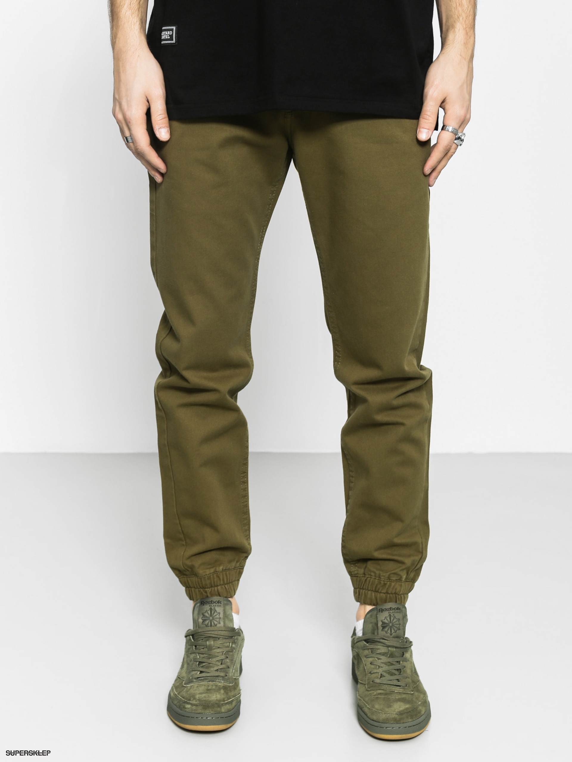 Nohavice Backyard Cartel Chino Jogger