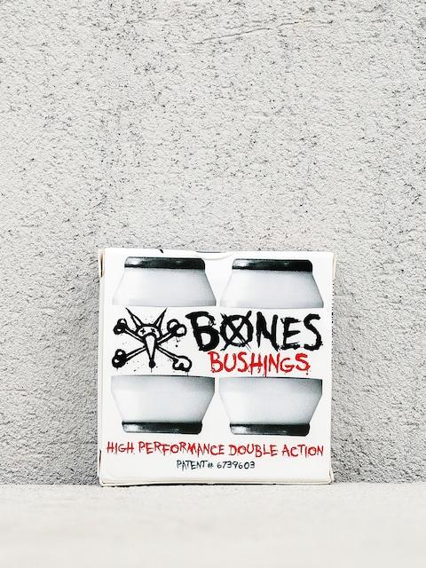Gumičky Bones Hard (white/black)