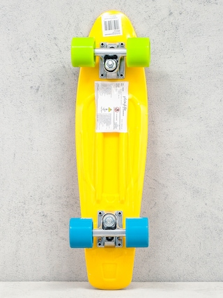 Cruiser Playlife Vinyl (yellow/green blue)