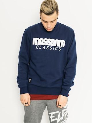 Mikina MassDnm Classics (navy)