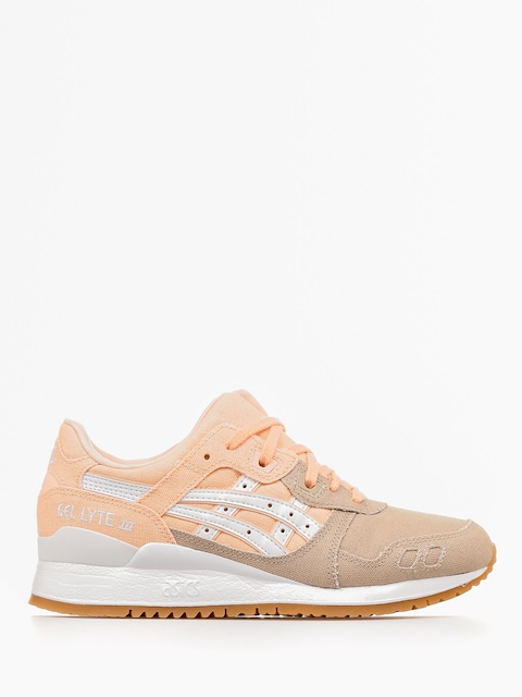 Topánky Asics Gel Lyte III Wmn (bleached apricot/white)