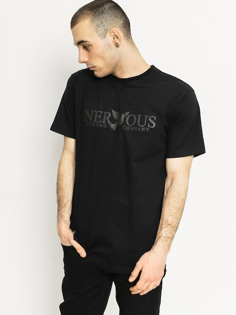 Tričko Nervous Classic (black ops)