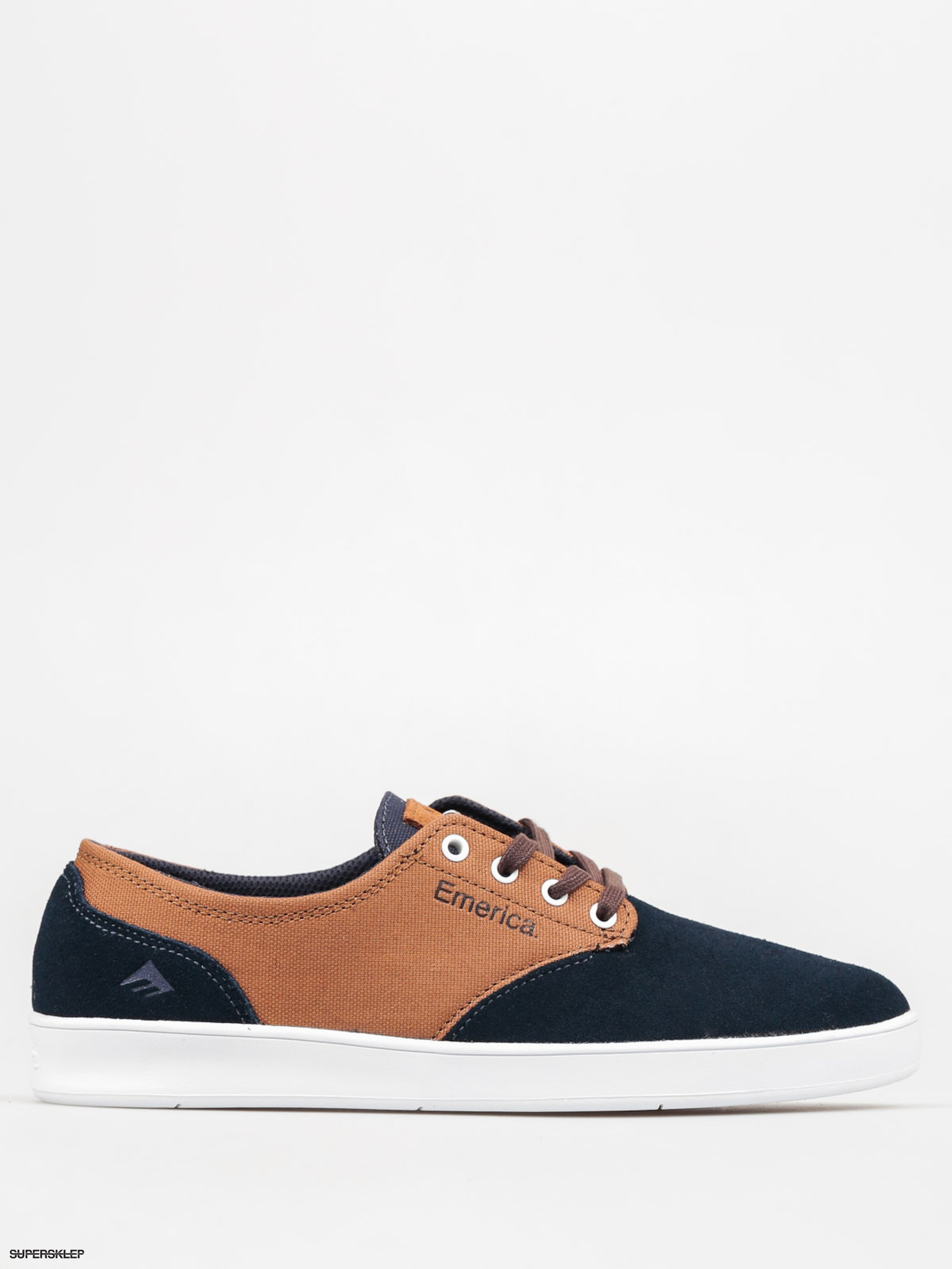 Topánky Emerica The Romero Laced (navy/brown/white)