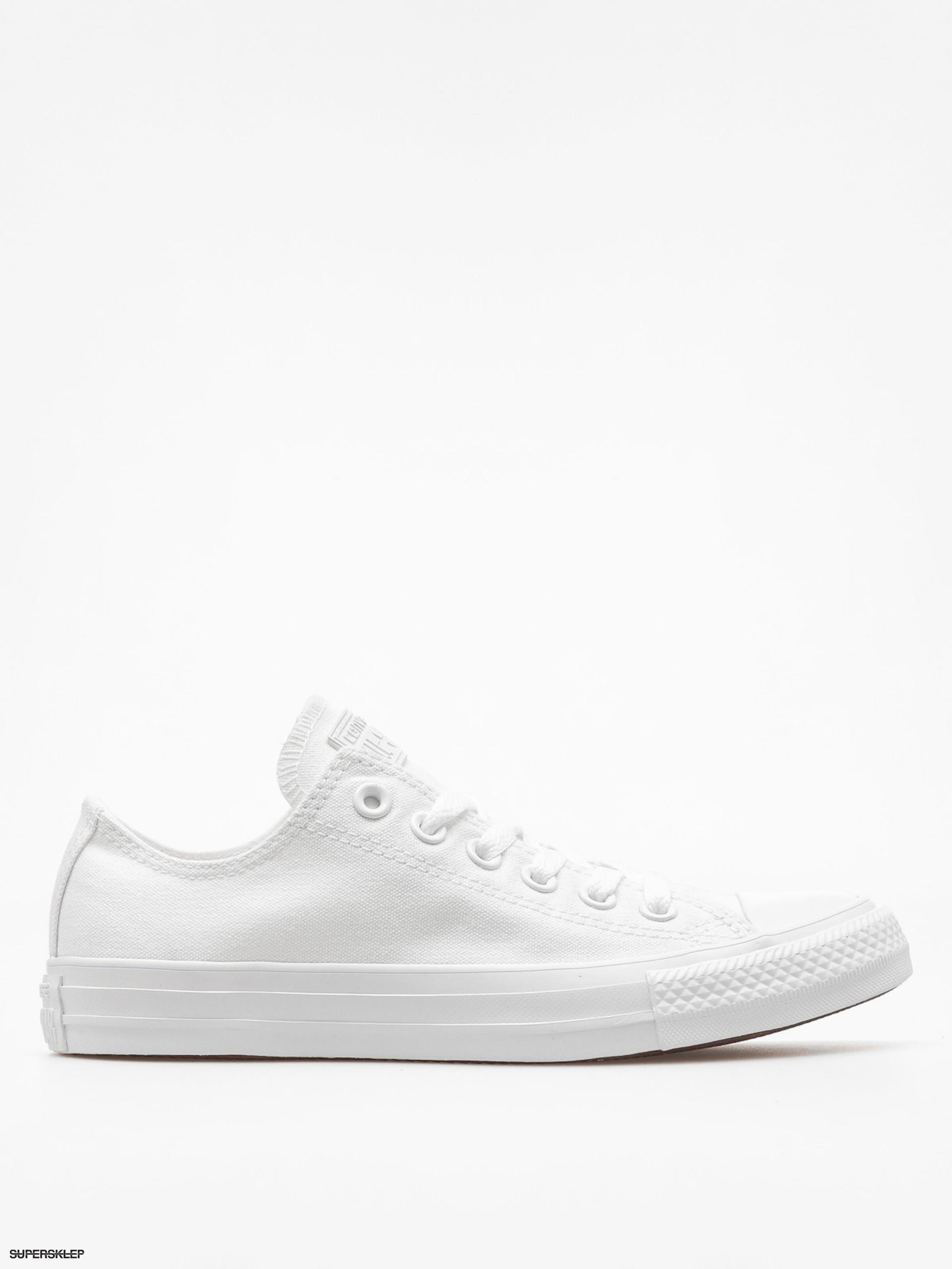 Tenisky Converse Chuck Taylor All Star OX (white monochro) fbb2a79f68e