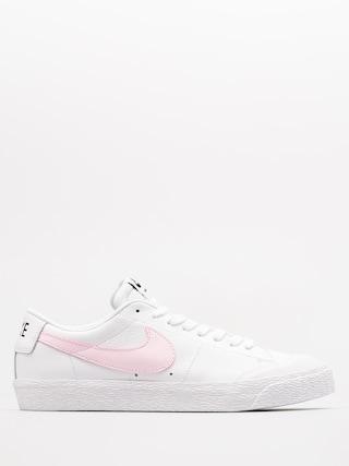 Topánky Nike SB Blazer Zoom Low Xt (white/prism pink black white)