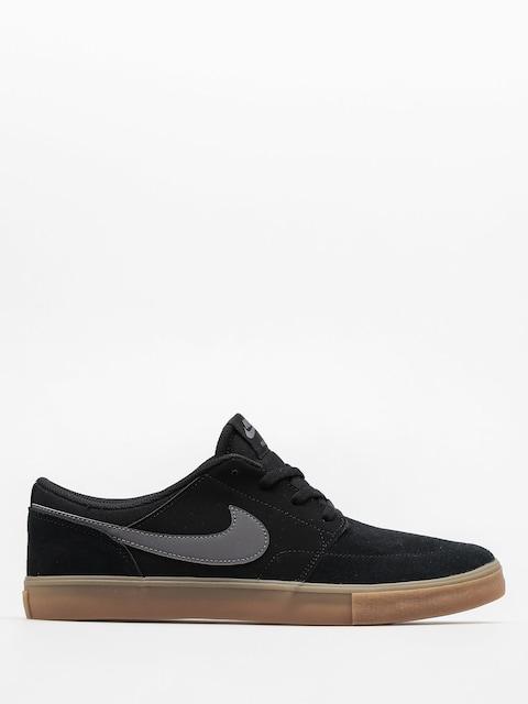 Topánky Nike SB Portmore II Solar (black/dark grey)