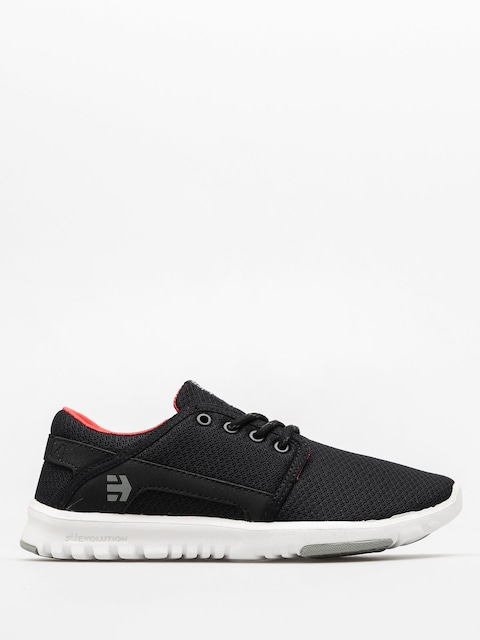 Topánky Etnies Scout Wmn (black/grey/red)