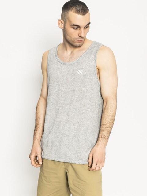 Polo tričko Nike SB Nk Sb Dry Skyline Tank (grey)