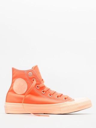 Tenisky Converse Chuck Taylor All Star II Hi (hyper orange/sunset glow)