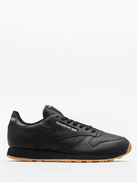 Topánky Reebok Cl Lthr (black/gum)