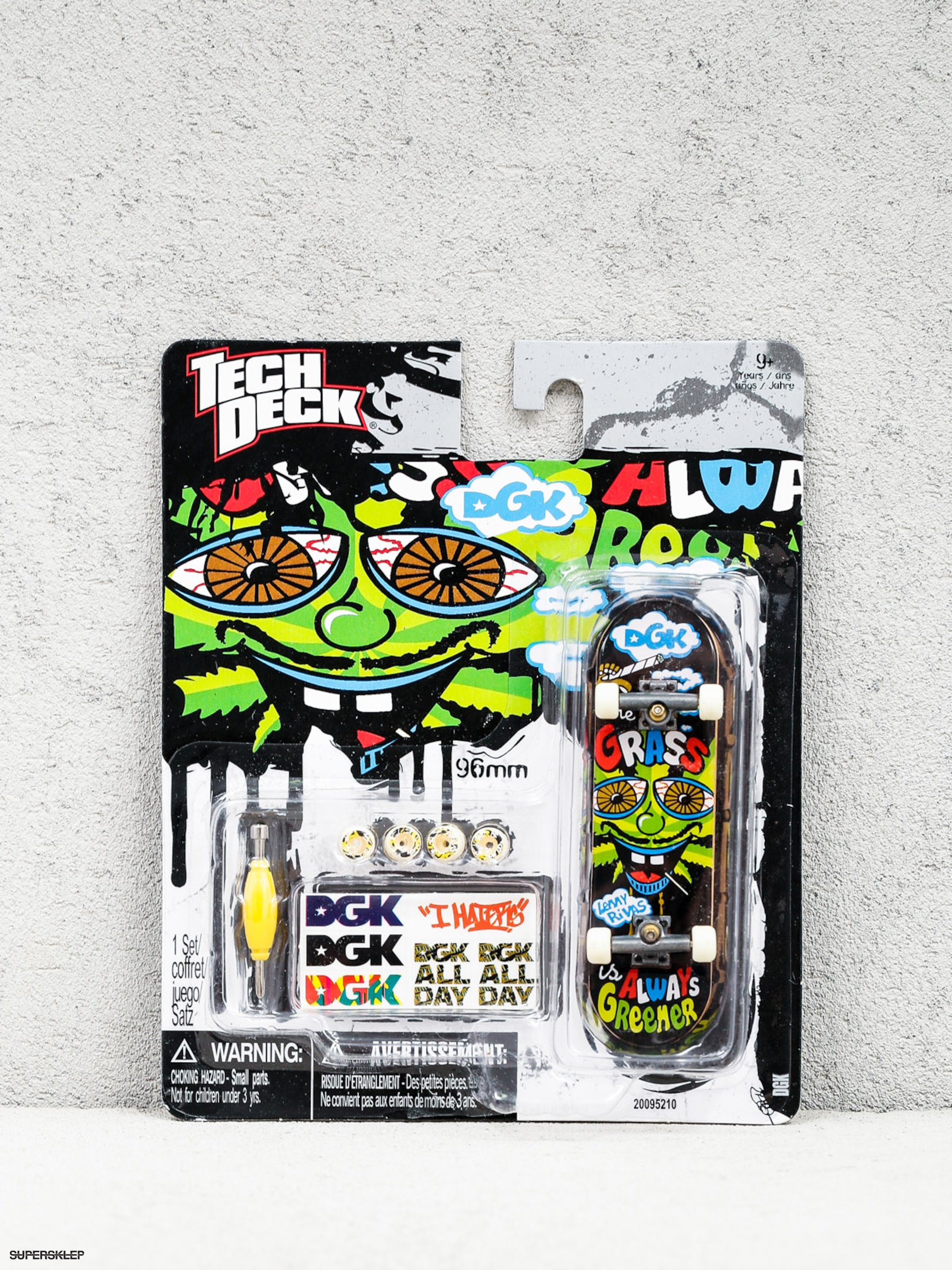 Tech Deck Fingerboard Dgk 02