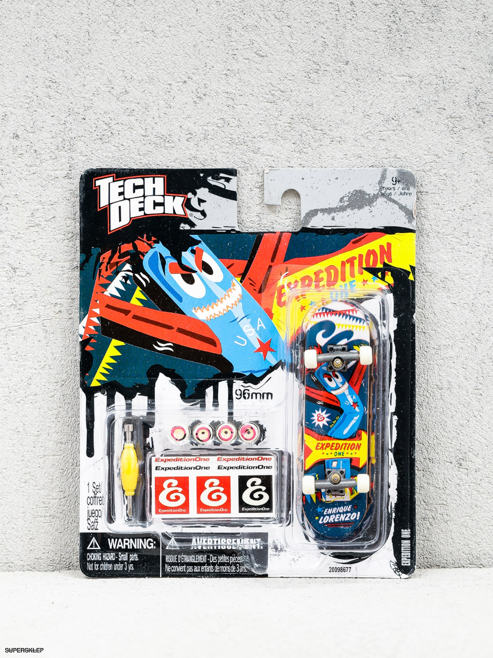Fingerboard Tech Deck Expedition One 02