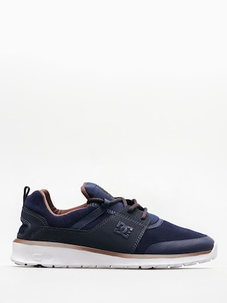 Topánky DC Heathrow Prestige (navy/dark chocolate)