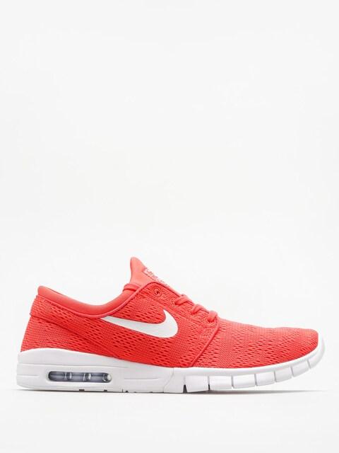 Topánky Nike SB Stefan Janoski Max (track red/white)