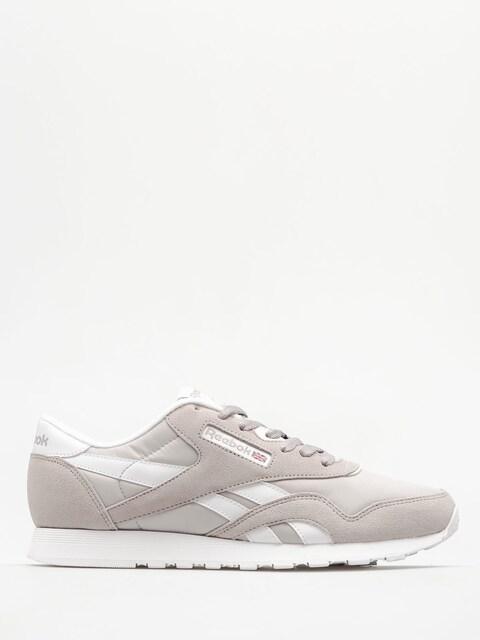 Topánky Reebok Classic Nylon (whispher grey/white)