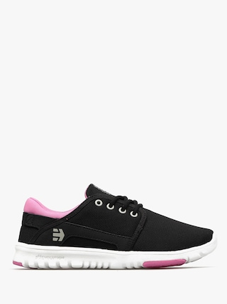 Topánky Etnies Scout Wmn (black/pink/pink)