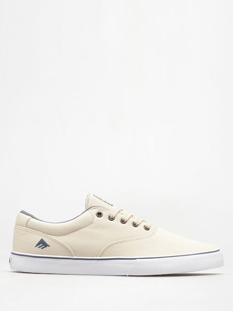 Topánky Emerica Provost Slim Vulc (white/blue)