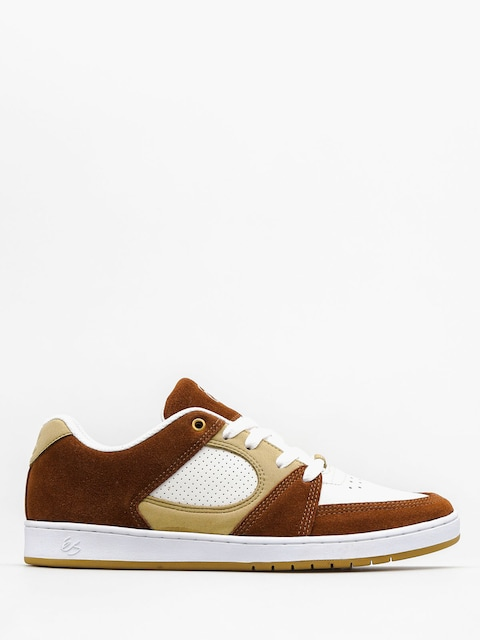 Topánky Es Accel Slim (brown/tan/white)