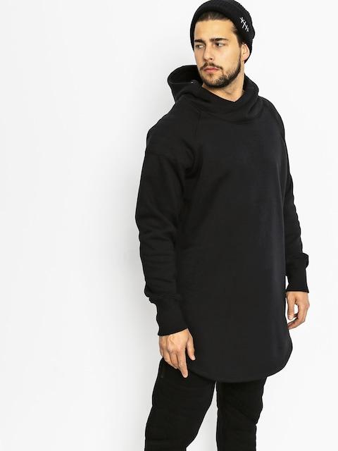 Majesty Mikina s kapucňou Wolfshood HD (black)