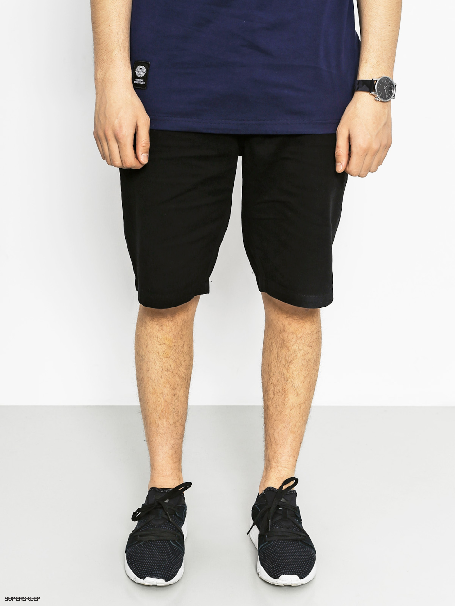MassDnm Kraťasy Classic Chino Straight Fit