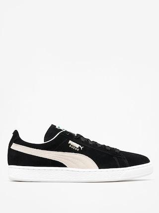 Puma Topánky Suede Classic (black/white)